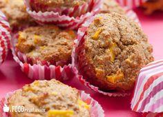 Healthy Mango Bran Protein Muffins Recipe   iFOODreal