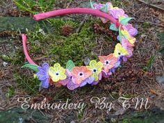 Mini flowers-FSL-4x4 hoop