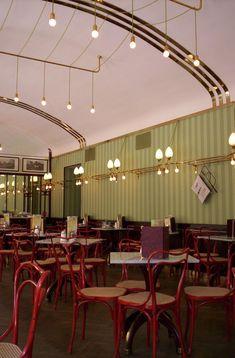 Café Museum by Adolf Loos @Colleen Sweeney Sweeney Mescher