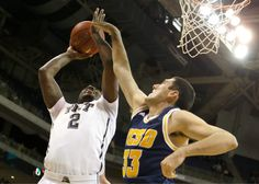 Oct. 25, 2013 — Pitt 72, UC San Diego 59  (Photo: Associated Press)
