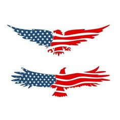 Items similar to Eagle usa united states flag Cuttable Design SVG PNG DXF & eps Designs Cameo File Silhouette on Etsy Wooden Flag, Airbrush Art, Cutting Tables, Vinyl Crafts, Vinyl Projects, Flag Design, Cricut Design, Vinyl Decals, Car Decals