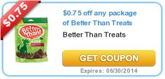 $0.75 off any package of Better Than Treats #coupon