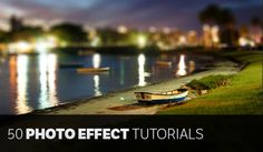 50 Excellent Photoshop Photo Effect Tutorials - Hongkiat