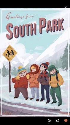 """rachelelese: """"Here's a little South Park thing for my brother's birthday 😂 """" South Park Funny, South Park Memes, South Park Anime, South Park Fanart, South Park Poster, Stan South Park, Creek South Park, Anime Chibi, Film Anime"""