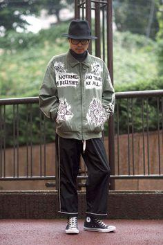 Tokyo Street Style - Fashion Week Photos