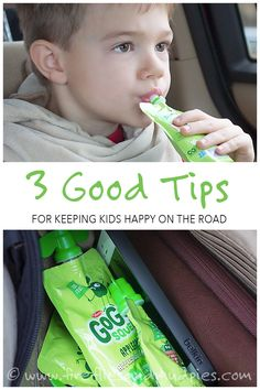 3 Good Tips for Keeping Kids Happy on the Road #sponsored | Fireflies and Mud Pies