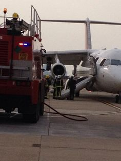 Accident: Swiss RJ1H at London on Mar 27th 2014, rejected takeoff