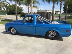Complete custom built C10 pro street short bed race truck. NHRA drag Certified (expired 09