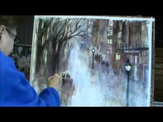 LEARNING TO PAINT WATERCOLOR PART 6 BY MILLIE GIFT SMITH - YouTube