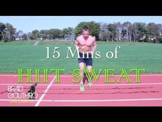 15 Mins of HIIT SWEAT Workout - Live Lean TV