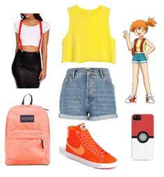 Fashion Inspiration; {Pokemon} Misty | Pokemon Fashion | Pinterest ...