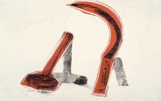 Hammer And Sickle 1977 Andy Warhol