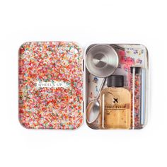 Gray Malin's THE SPRINKLE CARRY ON COCKTAIL KIT #TheHolidayGiftShop