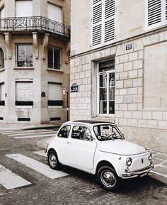 Fiat 500 #cars