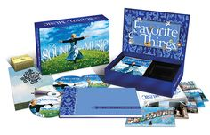 Sound Of Music Anniversary Blu Ray Package on Behance