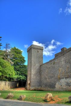 La Couvertoirade, Languedoc-Roussillon, France | Flickr - Photo Sharing!
