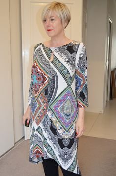 Stylish Murmurs: OUTFIT : DRESS OVER PANTS