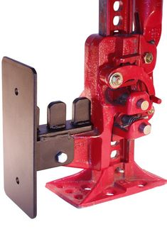The (patent pending) Safe Jack™ Secure Lifter for Hi-Lift® and farm style jacks is a very useful accessory for 4X4 enthusiasts, farm and ranch work, military ap