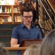 Elliot Bay Bookstore in Seattle :) #TLOS4 7/16/15