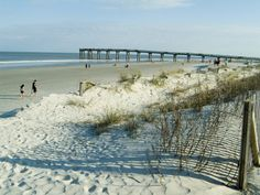 great beaches in St. Augustine, Fl.