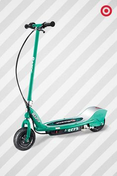 Let kids zip, zoom and roam around the neighborhood with this Razor Electric Scooter. Its quiet motor is a nice gift to the neighbors, too.