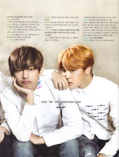 BTS - 2015 ASTA TV Korea Mag - Sept 2015