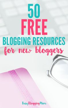 You just purchased a domain name and a hosting package. You might not have the money to spend on blogging courses and books. Here are 50 FREE blogging resources that will help you get started as a new blogger. Tips and tutorials for social media, WordPress setup, blog monetization, and more!