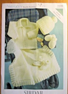 0b6fc5a73509 9 Best baby knitting patterns images