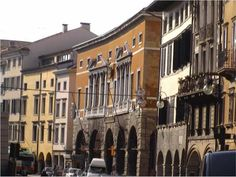 Udine, Italy...loved visiting my Bailey there.
