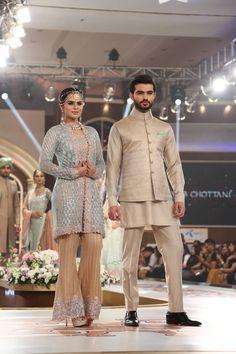 2015 Bridal Couture Week Zainab Chottani Collection