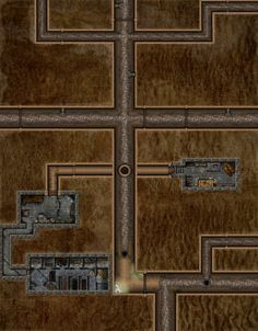 Sewer Encounter by Bogie-DJ