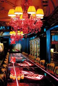 Philippe Starck, Hotel Faena, Bs. As., Argentina