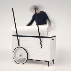 Still Life Cart — La Clinica Design