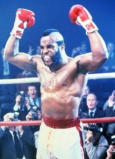 Clubber Lang.