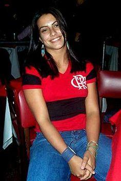 Cléo Pires | Clube de Regatas Flamengo, RJ