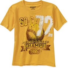 Gildan Boys' Sport Graphic Tee $4.88