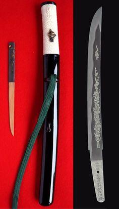 Japanese Blades, Japanese Sword, Samurai Weapons, Knife Making, Katana, Swords
