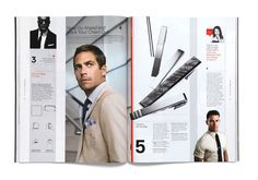 GQ Style Manual - SI Special // Triboro Design