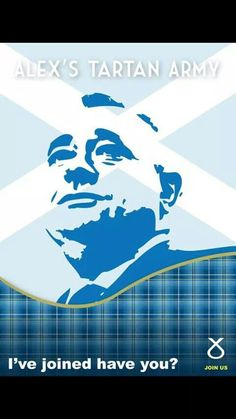 My hero alex salmond