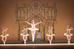 Leigh-Ann Esty in George Balanchine's The Nutcracker by Miami City Ballet, via Flickr