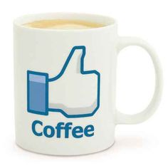 cool Facebook Like This Coffee Mug Check more at https://ballzbeatz.com/product/facebook-like-this-coffee-mug/