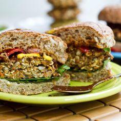 Perfect Veggie Burger