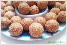 Banh Cam / Vietnamese Sesame Ball Recipe (Salty-Sweet-Lover)