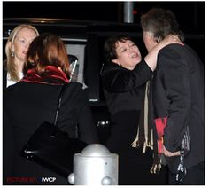 Alan Rickman and Rima Horton attend the launch of the Minghella Film Festival - March 13, 2009