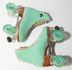 Moxi Lolly Roller Skates from Urban Outfitters - they used to have them in the most amazing turquoise. Description from pinterest.com. I searched for this on bing.com/images