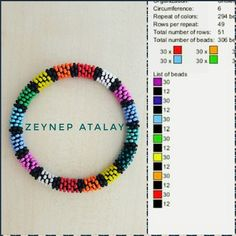 Zeynepatalay fluffy white color extra by color extra fluffy white zeynepatalay Crochet Bracelet Pattern, Crochet Beaded Bracelets, Bead Crochet Patterns, Beaded Bracelet Patterns, Bead Crochet Rope, Seed Bead Bracelets, Beaded Earrings, Bead Jewellery, Seed Bead Jewelry