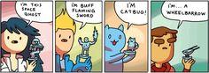 catbug meme | comics Bravest Warriors Chris Kirkman ryan pequin Catbug Danny Vasquez