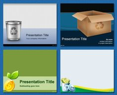#Free #PowerPoint #Templates - Recycle