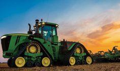 John Deere 9620RX Tractors | John Deere US
