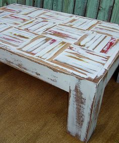 15 Off Memorial Day Sale  COFFEE TABLE   by DrabtoFabVintage, $145.00